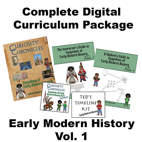 Digital Curriculum Package: Early Modern History Vol. 1