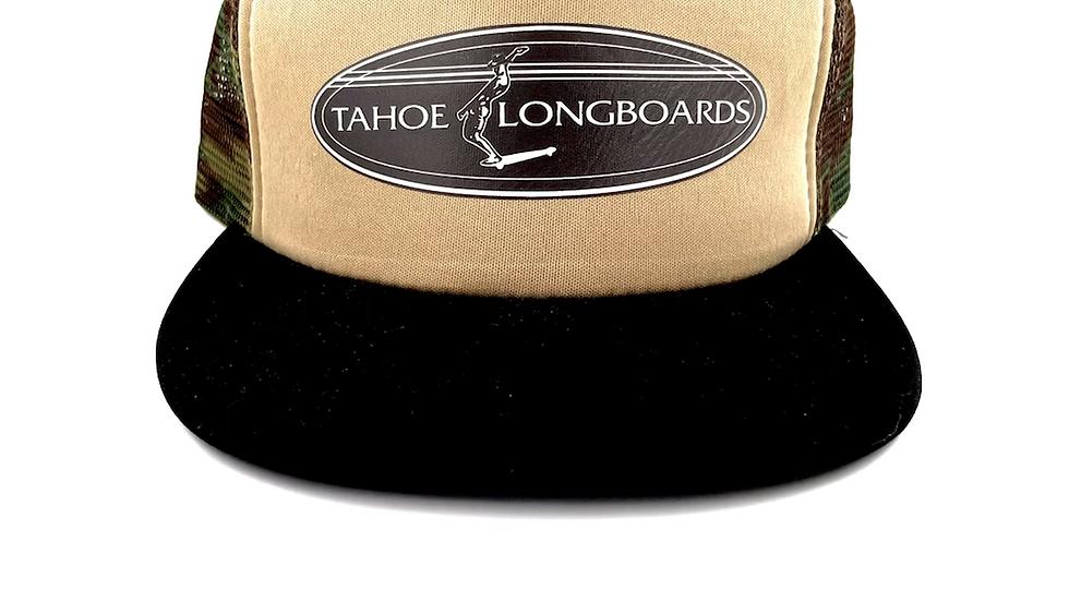 TLB Classic Camo Trucker Hat