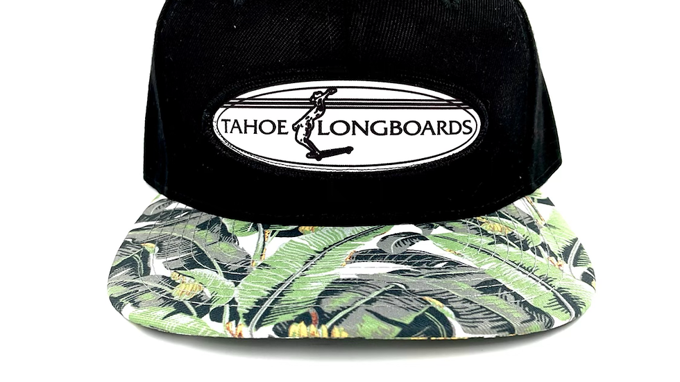 TLB Banana Floral Classic Hat