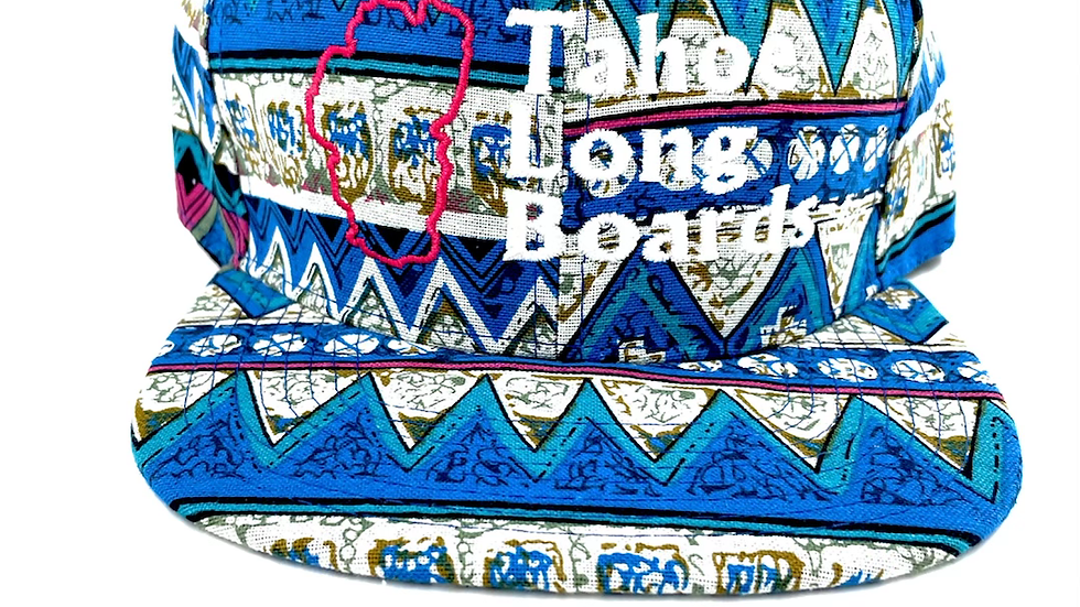 TLB Blue Tribal