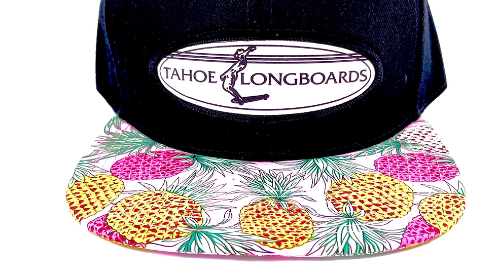 TLB PineappleFloral Classic Hat