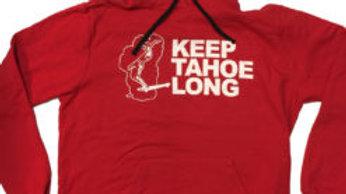 Keep Tahoe Long Hoodie