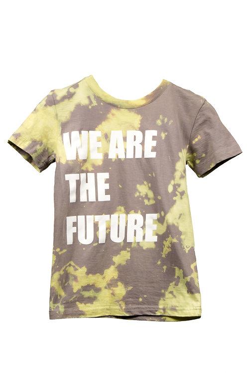 "ФУТБОЛКА ДЕТСКАЯ ""WE ARE THE FUTURE"""