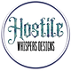 Hostile-Whispers-Design-Logo
