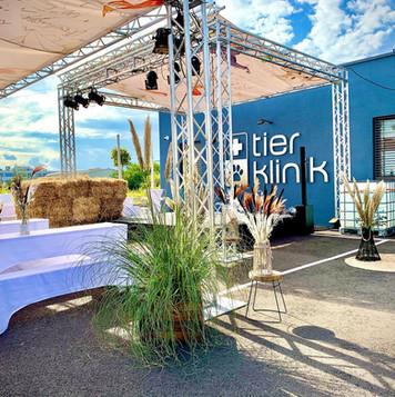 Opening Venue Tierklinik Wiener Neustadt