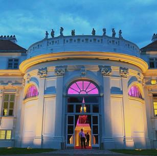 Wedding at Palais Schönburg Vienna