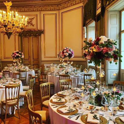Wedding at Castle Hetzendorf Vienna