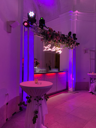 Wedding Bar, Palmenhaus Wien