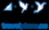 costruzione logo travelplace-BriefMe, agenzia di comunicazione Lecce