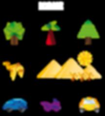 icone travelplace-BriefMe, agenzia di comunicazione Lecce