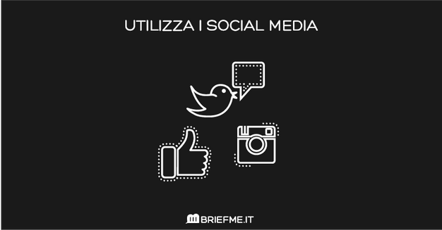i social nel black friday