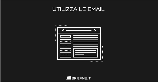 email nel black friday