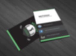 business card mitosh-BriefMe, agenzia di comunicazione Lecce
