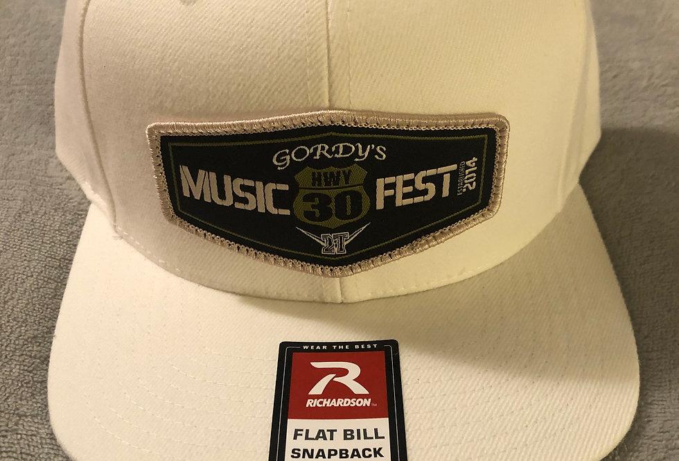 Hwy 30 Hat - White