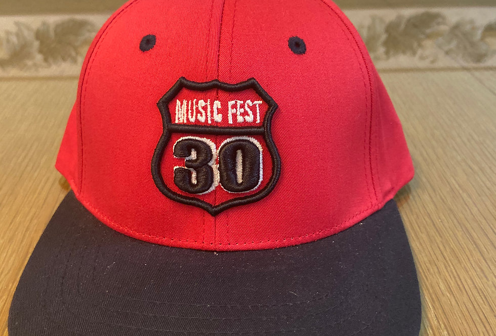Red Youth Hat