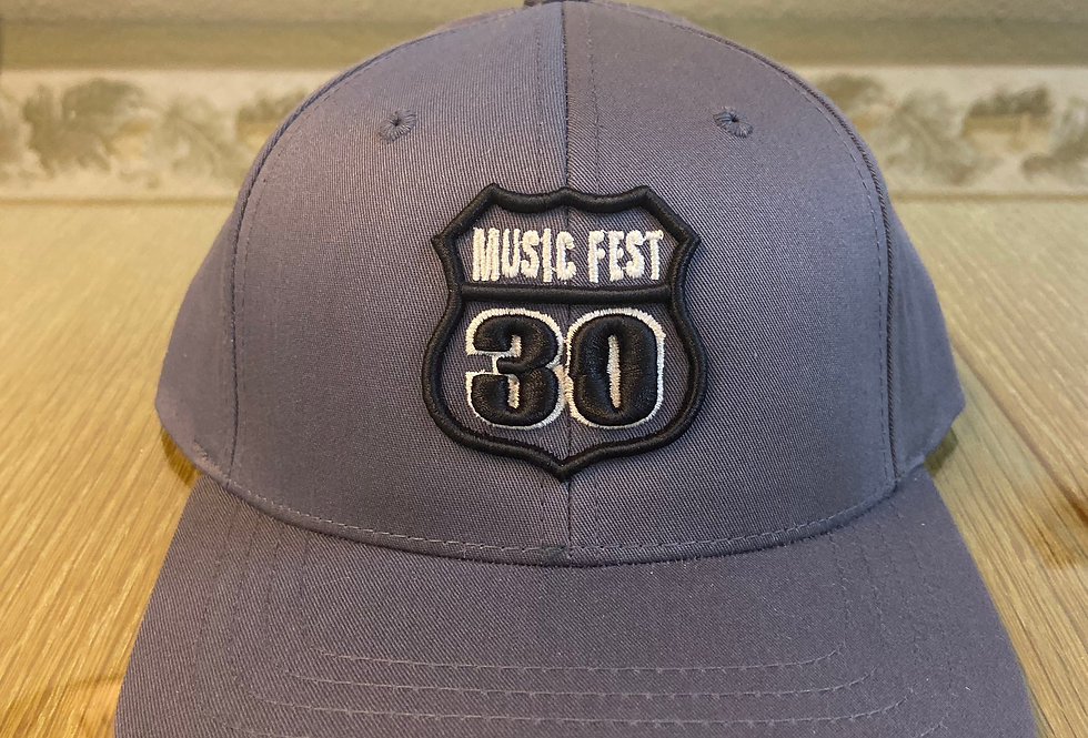 Gray Youth Hat