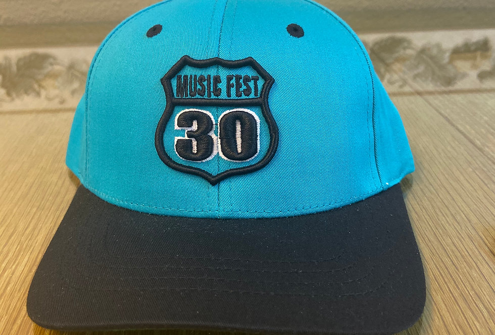 Blue Youth Hat