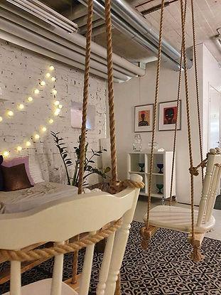 Beaume & Yoga Base Helsinki Mollel Malai