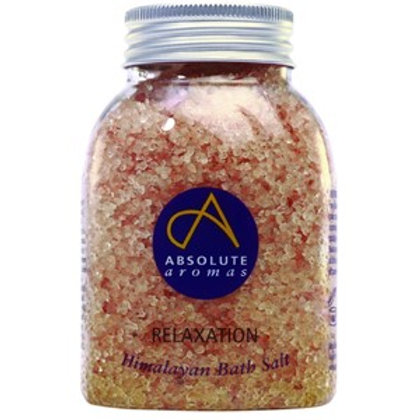 Relaxation Himalayan Bath Salt