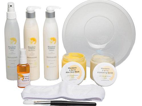 Mandarin & Neroli Skincare Starter Kit
