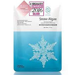 Glacial Snow Algae& Hyaluronic Acid Bio Cellulose Mask