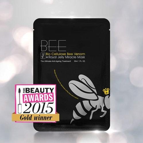 Bee Venom & Royal Jelly Bio Cellulose Mask