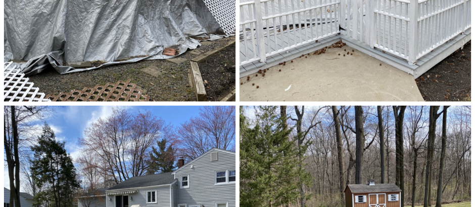 Pool / deck removal
