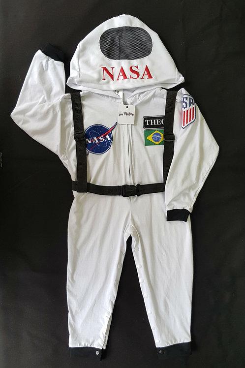 Astronauta microsoft infantil