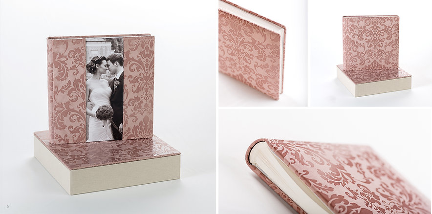 album libro personalizzato matrimonio Como