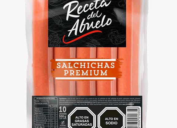 Salchichas Premium 10u