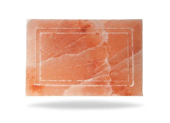 Plancha de sal Rosada del Himalaya, Cristales de Chile