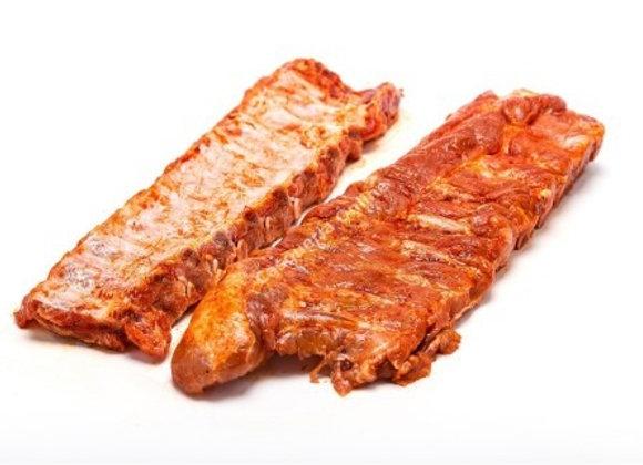 Costillar de Cerdo Congelado Adobado kg.
