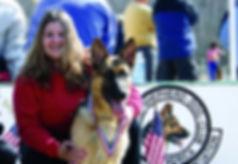 Courtney Peplin, wonderwoof, pet, services, Superior K9, dog, training, wonder woof, mango, german shepherd, husky, atlanta, georgia, obedience, therapy, grooming, buford, police, k9