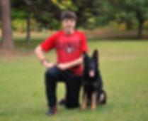 Superior K9, Alec Schmidt, k9, police, trainer, training, german shepherd, dog, gsd, obedience, Schmidtzerheim