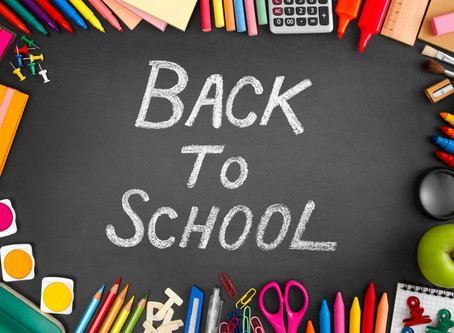 חוזרים לבית הספר