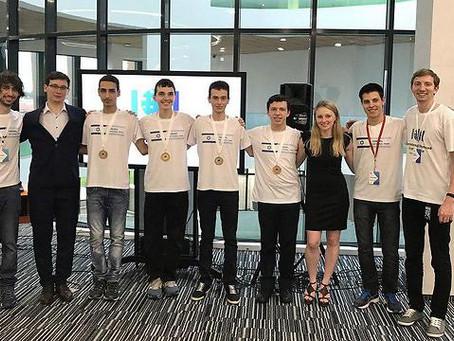מדליות באליפות אירופה במדעי המחשב