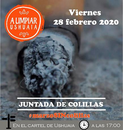 #marzoSINcolillas 2020