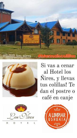Canje Hotel Los Ñires