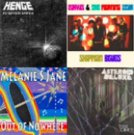 Melanie S Jane's psychedelic playlist 5