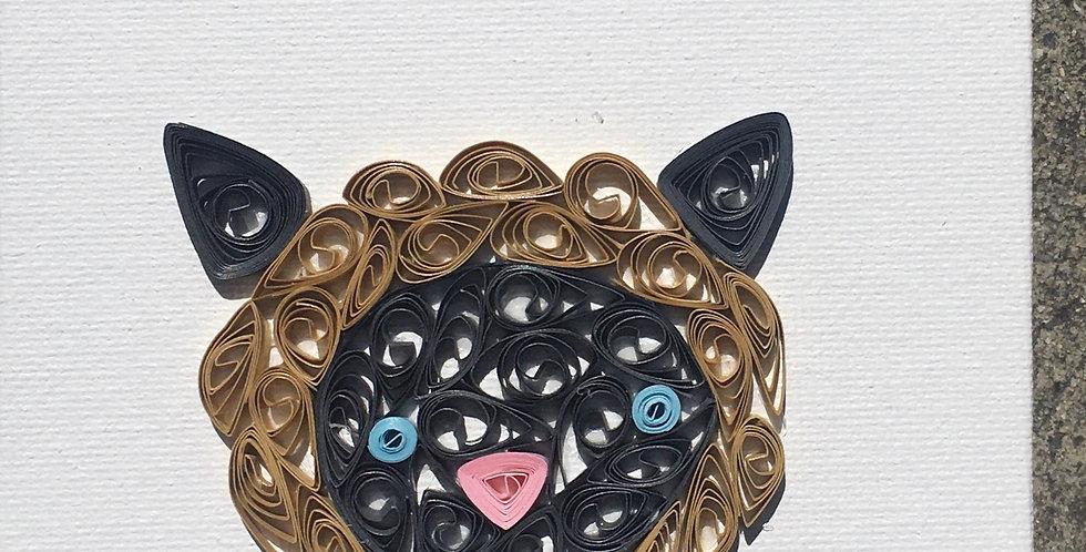 4x4 Kitten