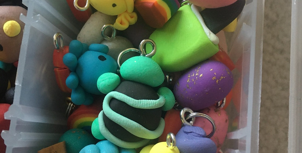 Box of Mystery Charms 20pcs