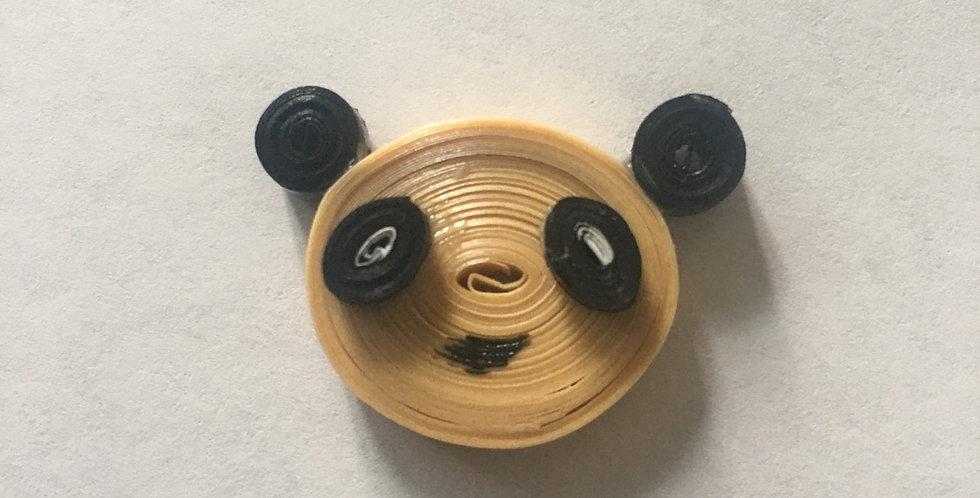 Panda pin