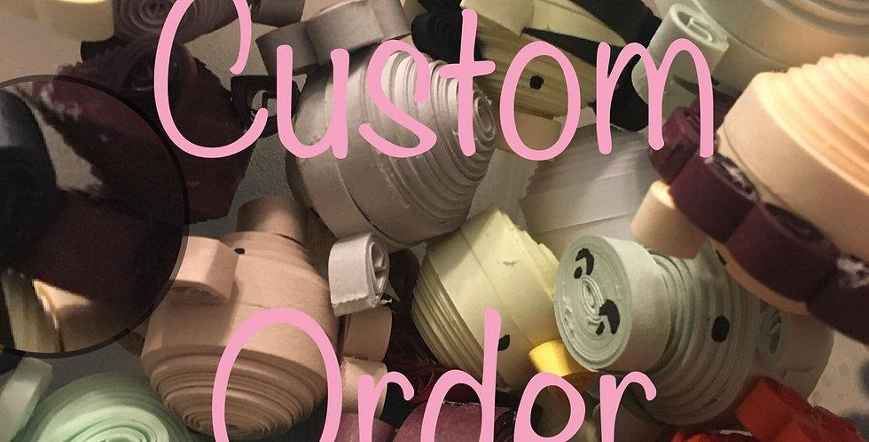 Custom order For Maya