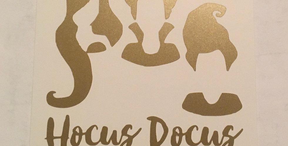 2pcs. Hocus Pocus Cards