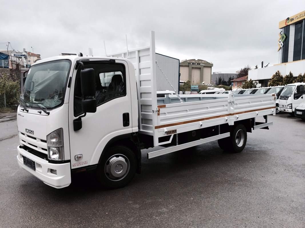 Open Steel Truck Body 4