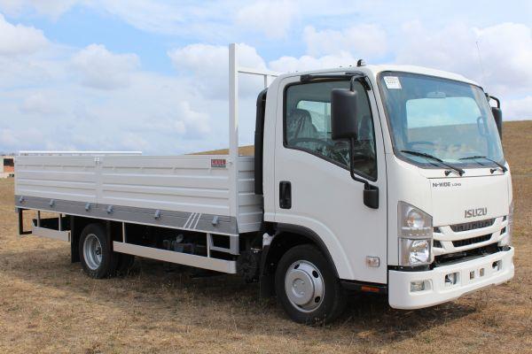 Open Steel Truck Body 8
