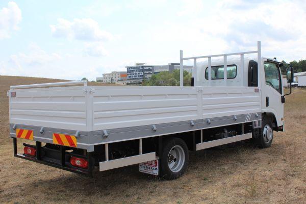 Open Steel Truck Body 9