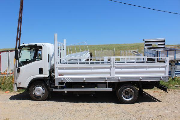 Open Steel Truck Body 5