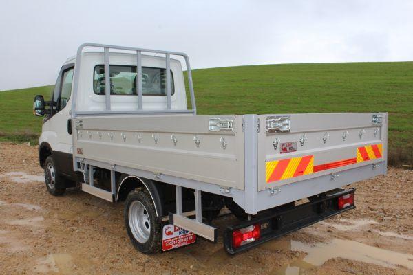 Open Alluminium Truck Body 1