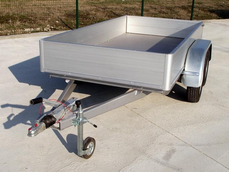 Open Alluminium Truck Body 5